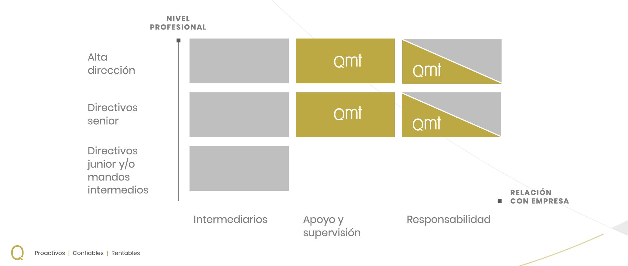 Modelo negocio QMT