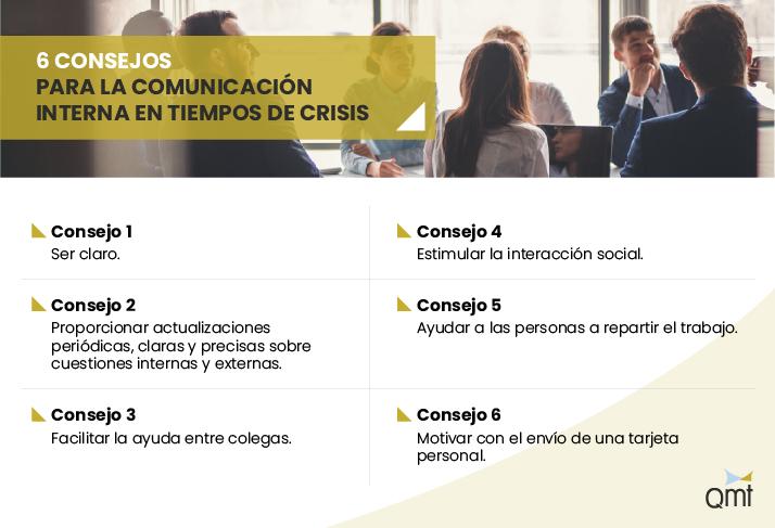 Comunicación interna en tiempos de crisis